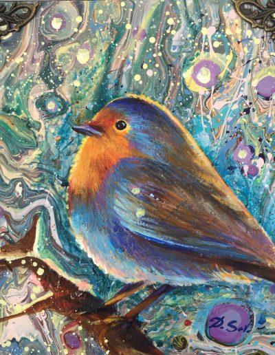 Tommy bird, £120